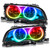 Oracle Lighting 1999-2001 BMW 3 Series Coupe ColorSHIFT HL - (Halogen)