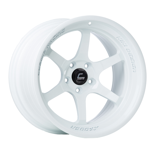 Cosmis Racing Xt 006r White Wheel 18x11 8mm 5x114 3