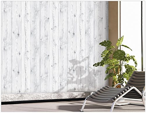 Fantasnight Sticky Back Plastic Peel and Stick Self Adhesive Wallpaper 45 /× 300 cm Vinyl Roll Leaf Pattern for Furniture Wall Table Living Room Cupboards Counter