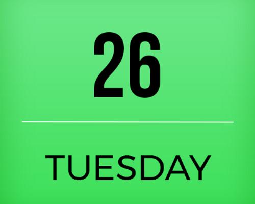 11/26/19 (5 p.m. to 8 p.m. PT/ 8 p.m. to 11 p.m. ET) Dental Emergencies