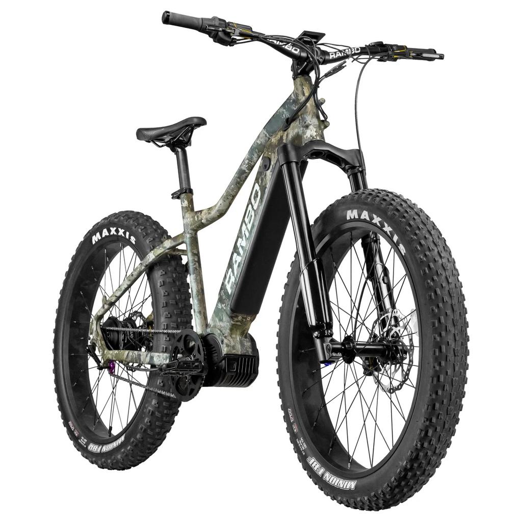 Rambo Electric Moutain Bike Prowler 1000 XPE