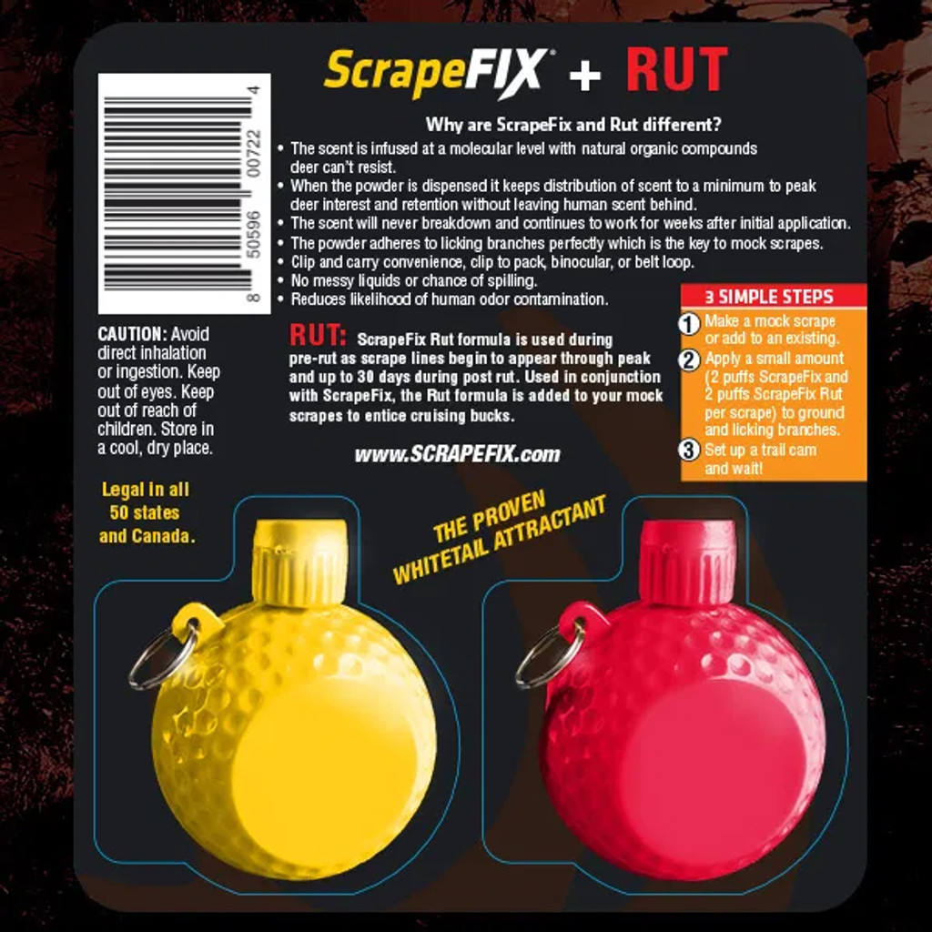 ScrapeFix Combo Kit