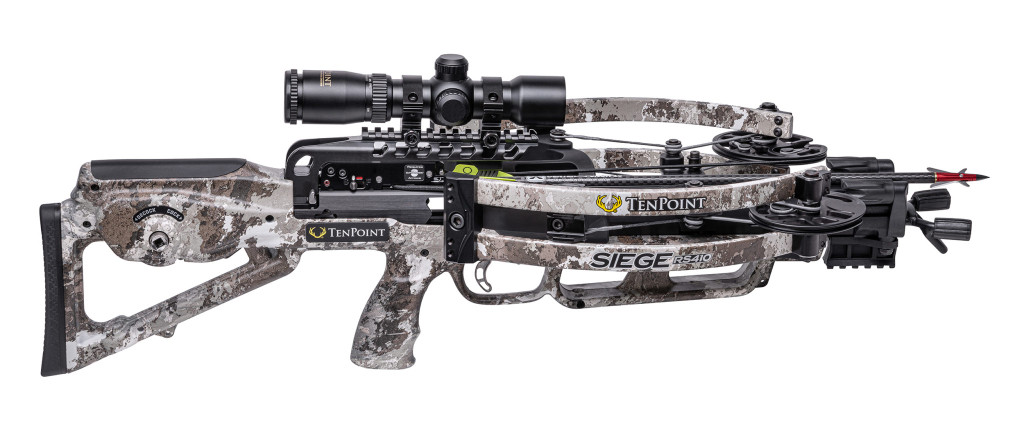 Tenpoint Siege RS410 Acuslide Veil Camo