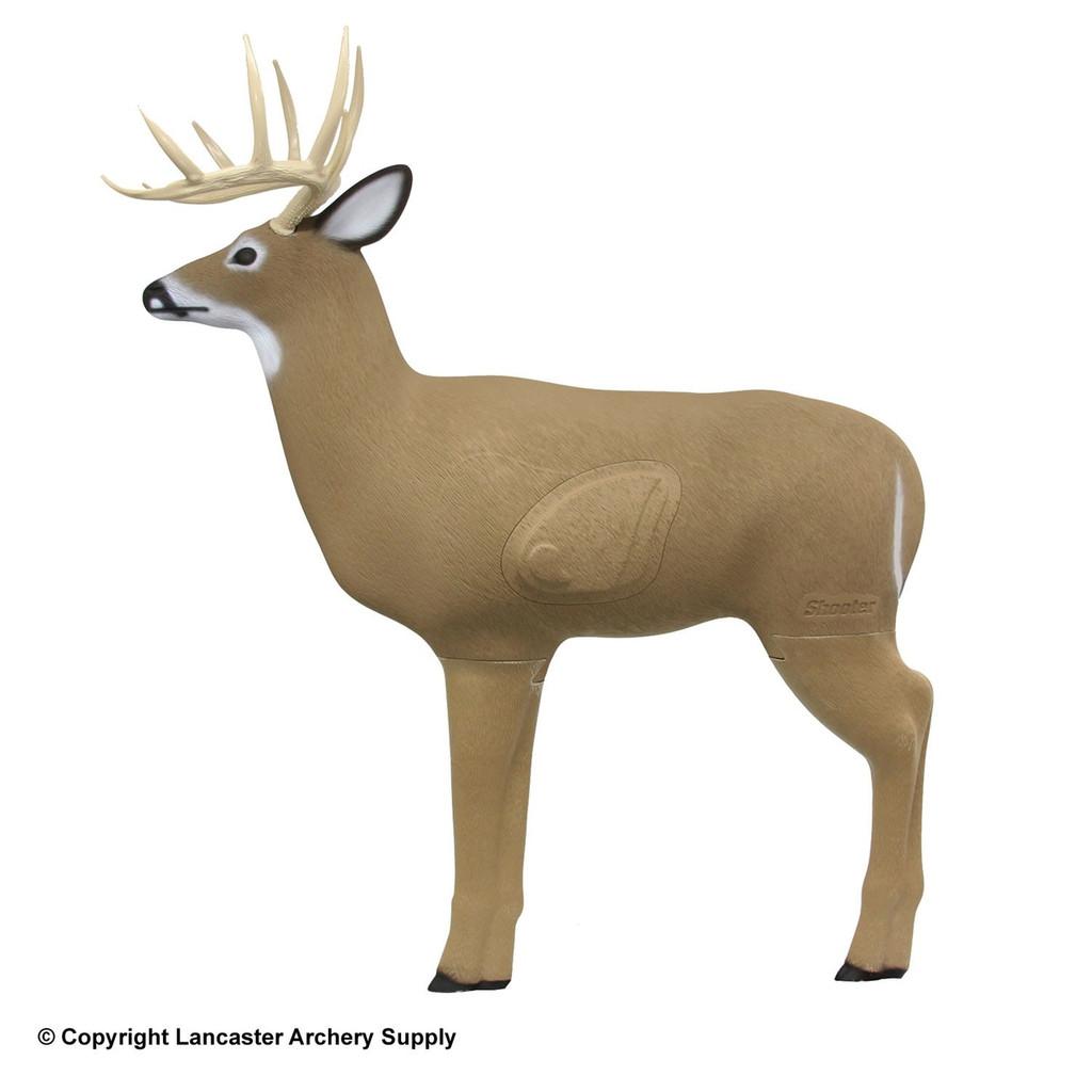 New Field Logic Shooter Buck 3D Archery Bow Deer Target
