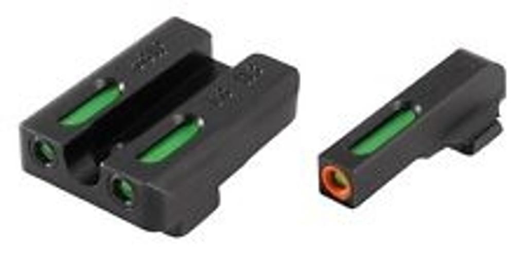 New TruGlo TFX Pro Glock Low Set Pistol Tritium Day/Night Sights TG13GL1PC