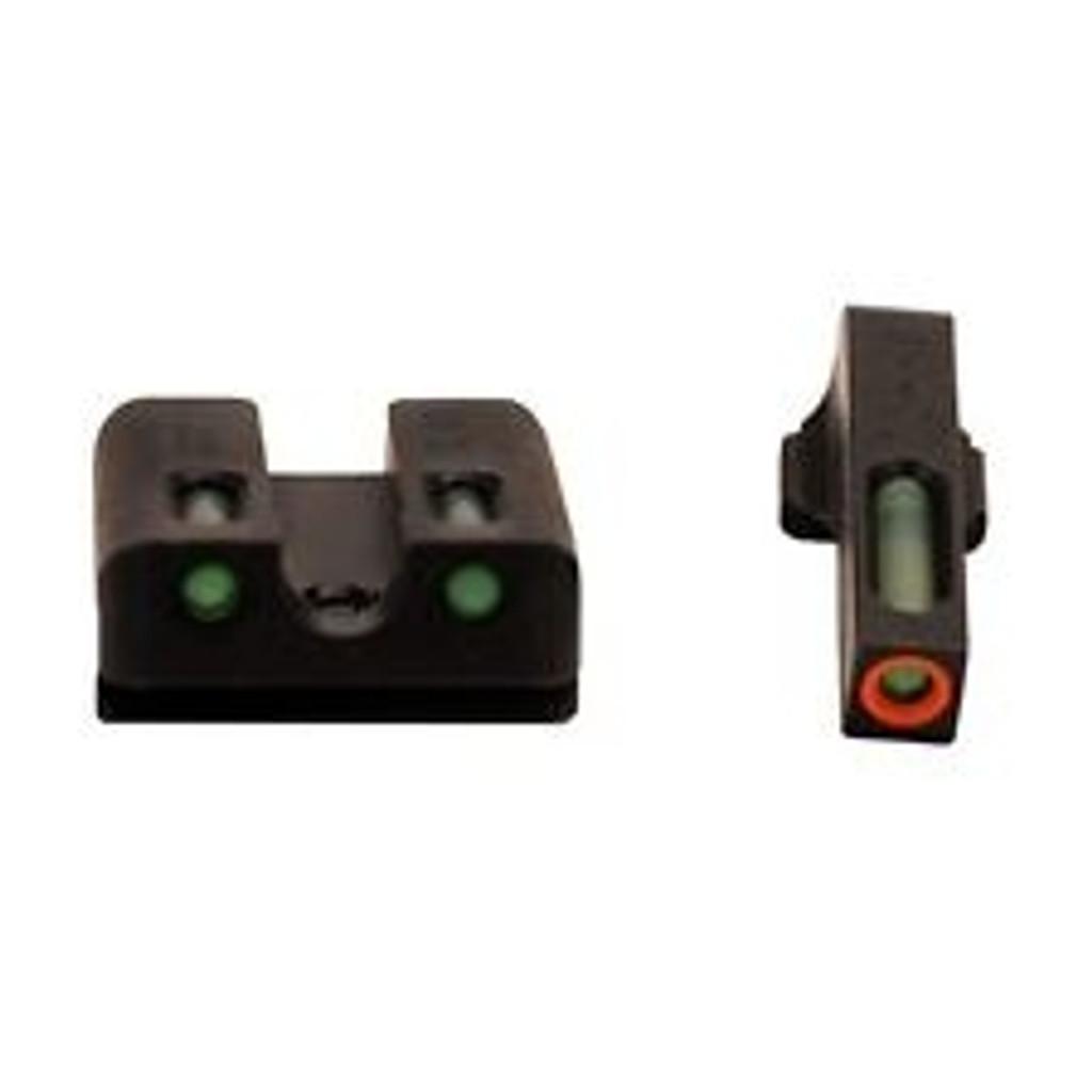New TruGlo TFX Pro Sig Sauer #8/#8 Set Pistol Tritium Day/Night Sights TG13SG1PC