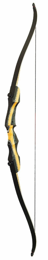 "New 2017 PSE Archery NightHawk Take Down Recurve Bow 45# Right Hand 62"""" Length"