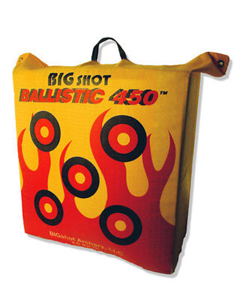 New Bigshot Ballisitc 450 X Bag Target 24