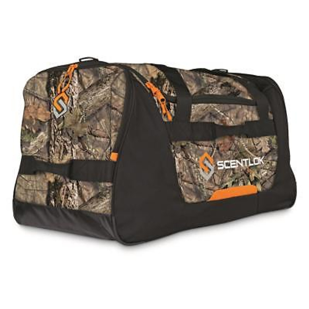 New ScentLok OZChamber 8K Bag With OZ500 Unit Mossy Oak Country Model 89178-082