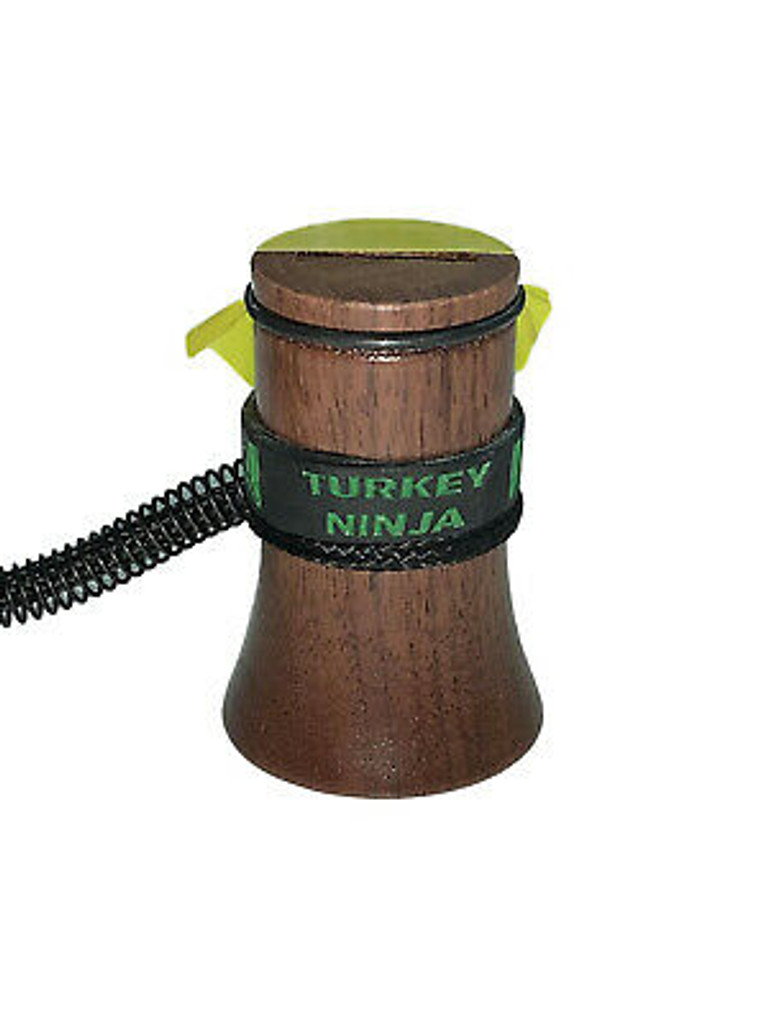 New WoodHaven Custom Calls Ninja Tube Turkey Mouth Call Model# WH143