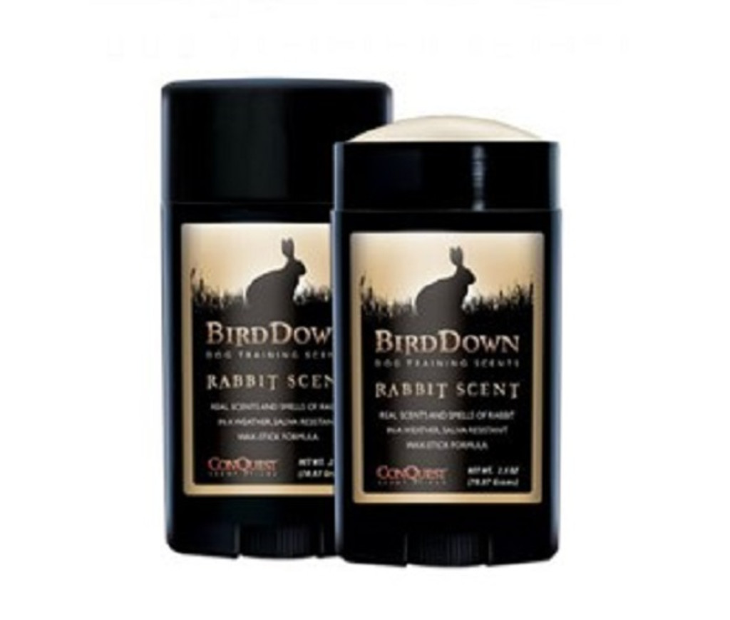 New Conquest Scents Bird Down Rabbit Dog Training Scent