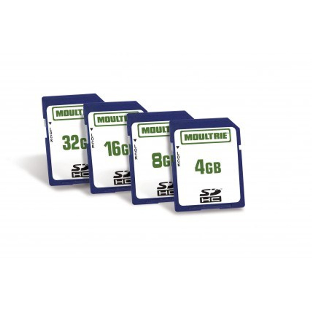 New Moutrie 16 GB SD Card