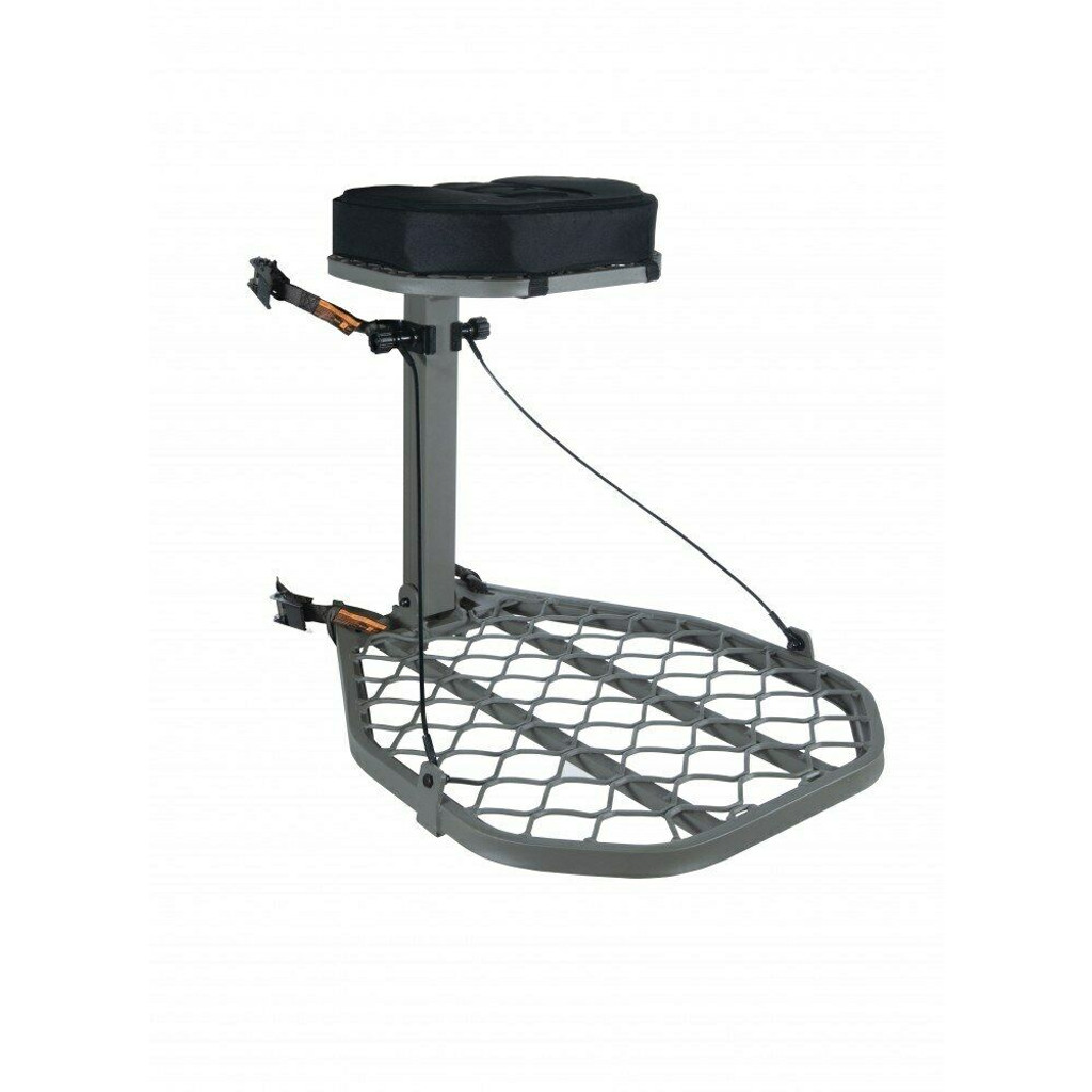 New Summit Treestands Featherweight Aluminum Hang-On Stand Model # 82109