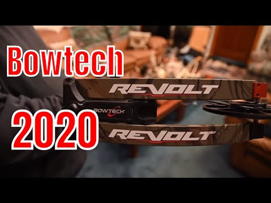 BowTech 2020 Revolt First Look Product Review by Mike's Archery