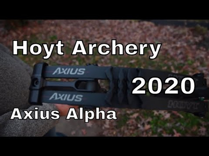 Hoyt 2020 Axius Alpha ZTR Cam Product Test Review by Mike's Archery