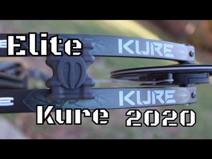Elite Archery 2020 Kure Bow First Look Test Review by Mike's Archery