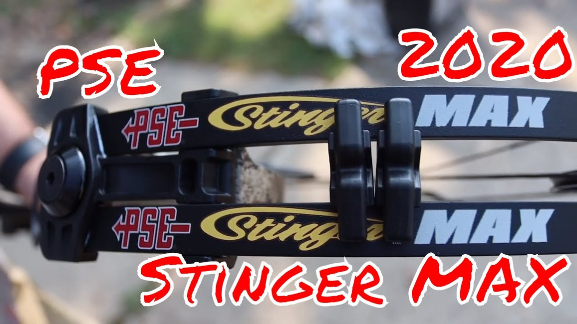 PSE 2020 Stinger MAX First Look Test Review by Mike's Archery