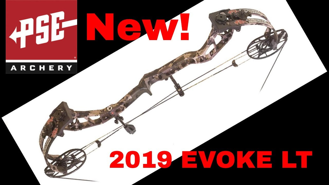 2019 PSE Evoke LT Mid Year Introduction Bow Test Review by Mike's Archery