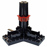 New Bohning Complete Helix Triple Tower Fletching System w/ 3 Sets of Arms 12963