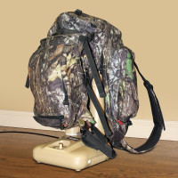 New Scent Crusher Ozone Boot and Equpiment Station Dryer