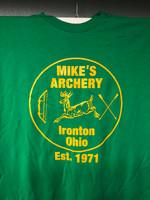 Mike's Archery Old School Logo Tee Short Sleeve