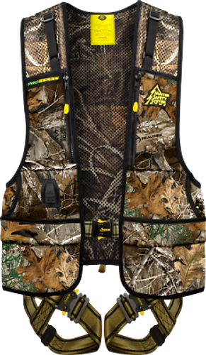 Hunter Safety System Pro-Series Harness with Elimishield Scent Control Technology, Small/Medium