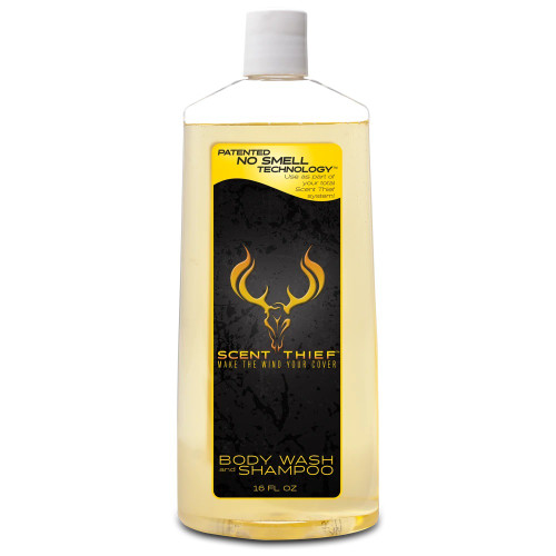Scent Thief Body Wash & Shampoo 16oz
