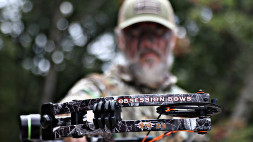 Obsession Bows Tombo Martin TM33 Signature Bow Package