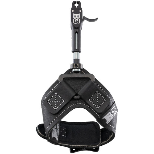 B3 Archery Rival Buckle Strap Release Aid w/ Swivel Connector