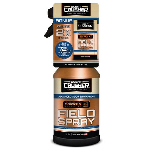 Scent Crusher Scent Eliminating Field Spray 72oz