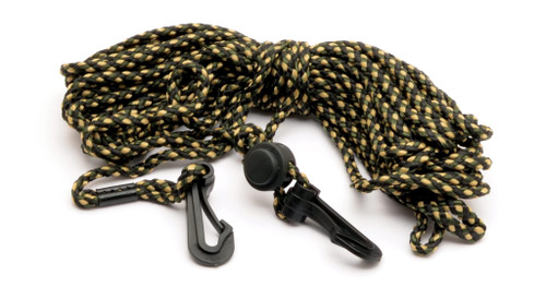 HME Hoist Rope 25' with Hooks
