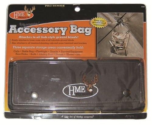 HME Shooting Rail Acc. Bag