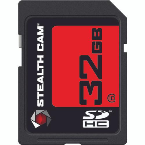 Stealth Cam  32 GB Speed Class 10 SD Card
