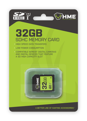 HME 32GB SD Card