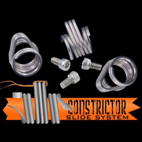 Innerloc  Constrictor Bowfishing Arrow Slides 5 pk. 5/16 Shaft Size