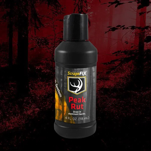 ScrapeFix Peak Rut Liquid 4oz Bottle