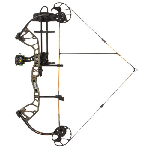 Bear Archery Royale RTH Extra Package RH 50# True Timber Strata