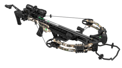 Centerpoint Heat 425 Compound Crossbow 4x32mm scope AXCH200FCKPD