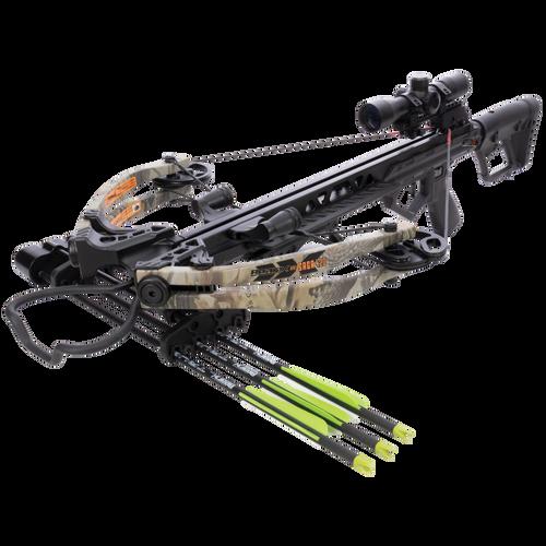 Bear Archery Bear X Saga 420 Ready to Shoot Crossbow Package with 4x32 Scope AC93A2A72001