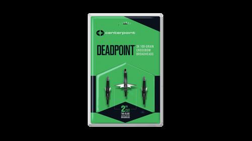"Centerpoint Deadpoint 100gr 2"" Broadhead"