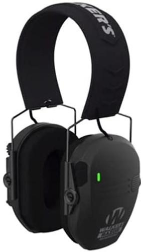 Walker's Razor Slim Rechargeable Muff - Black (Model: GWP-RSEMRC)