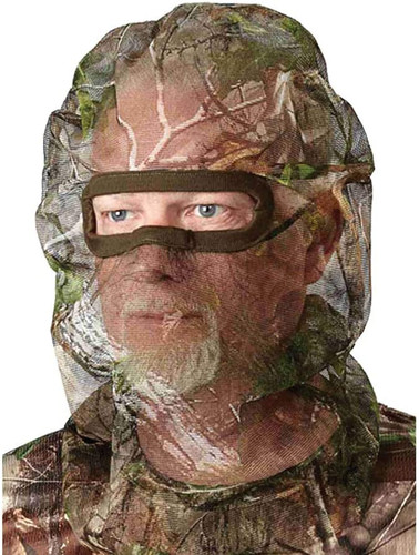 Hunters Specialties  Face Mask Real Tree Edge
