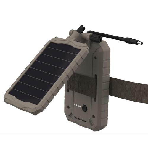Stealth Cam Solar Power Panel 3000mAh Li-ion Battery Power Pack