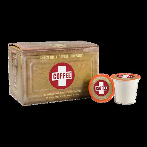 Black Rifle Company Coffee CofFee Saves Rounds 12ct