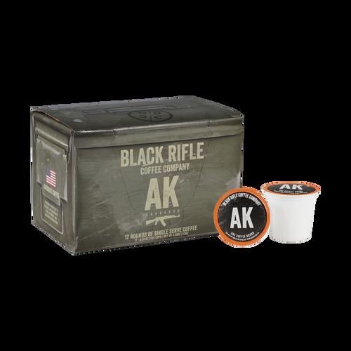 Black Rifle Company Coffee AK-47Rounds 12ct