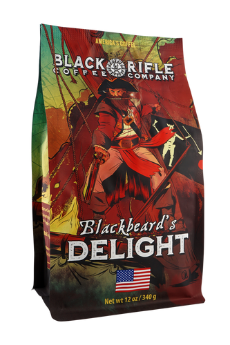 Black Rifle Company Coffee Blackbeards Delight Ground 12oz