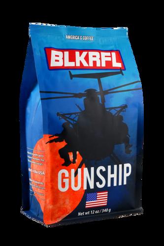 Black Rifle Company Coffee Gunship Ground 12oz