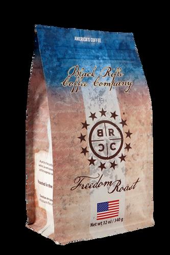 Black Rifle Company Coffee Freedom Roast Ground 12oz