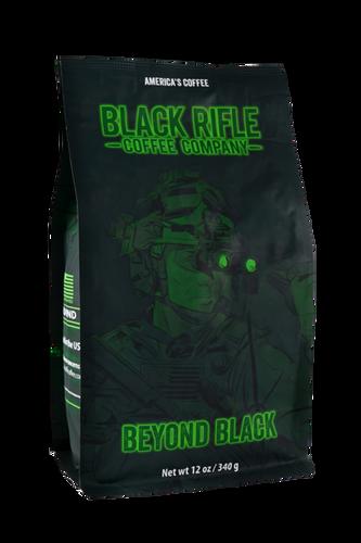 Black Rifle Company Coffee Beyond Black Ground 12oz