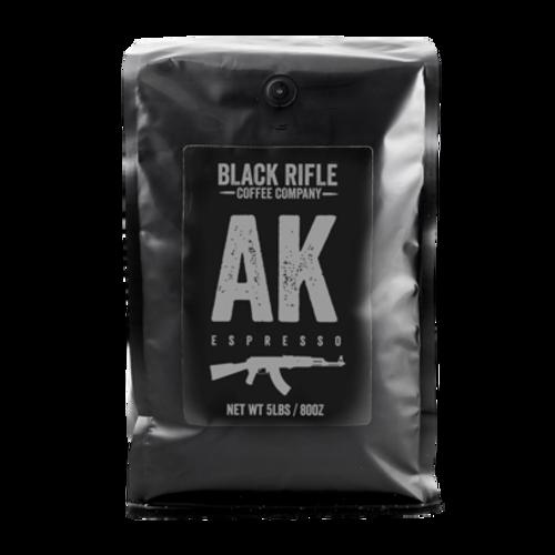 Black Rifle Company Coffee AK-47 Ground 5lb Bag